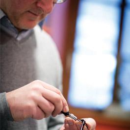 Réparations et entretien de vos lunettes
